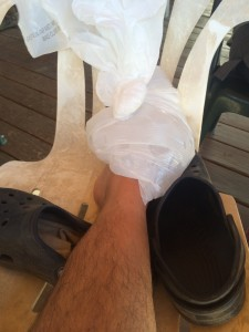 One Long, Slow, Painful Mile on the Pacific Crest Trail